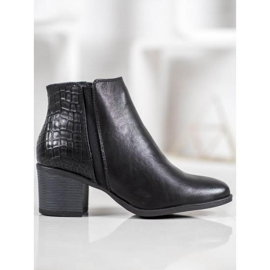 Дамски боти на висок ток | Разпродажба на Обувки| Разпродажба на Обувки Онлайн - Brando.bg